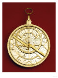 The Berselius Astrolabe  Late 14th  15th