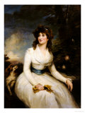 Portrait of a Lady  Seated