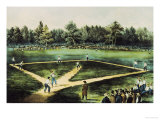 The American National Game of Baseball