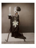 A Shinto Priest Offering Sake to the Kami  1880
