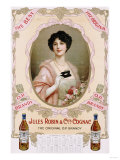 Jules Robin & Co's  Cognac  1918
