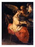 Saint Cecilia  1791