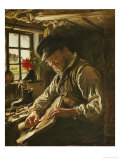 A Shoemaker in Arildsleje  1872