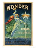Wonder  Cycles et Pieces Detachees  circa 1910