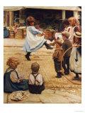 An Impromptu Ball  1899