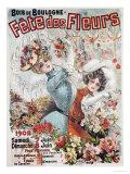 Fete Des Fleurs  1902