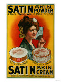 Satin Skin Powder  circa 1900