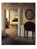 The Music Room  30 Strandgade  circa 1907
