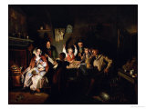 The Game of Draughts  1846