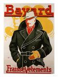 Bayard  Fraise Vetements  circa 1930