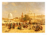 Outside Cairo  1883
