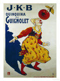 JKB  Quinquina au Guignolet  circa 1900