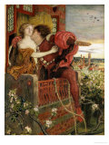 Romeo and Juliet  1868-71