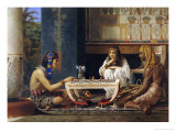 Egyptian Chessplayers