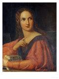 "Portia with the Casket  Vide ""Merchant of Venice"""