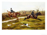 Over the Ditch (Late 19th Century)