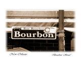 """Bourbon Street"" New Orleans"