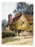 A Cottage at Denham  Buckinghamshire