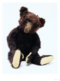 Mr Teddy Bear Black  a Rare Black Steiff Bear  circa 1912