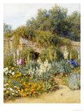 Gertrude Jekyll's Garden  Munstead Wood