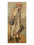 The Sower: a Design for Stained Glass at Brighouse  Yorkshire  1896