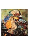 Bébé Giclée par Gustav Klimt