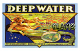 Deep Water Clams