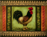 Mediterranean Rooster I
