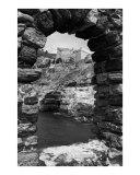 Archway to Portovenere's Castle