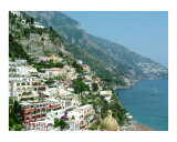 Positano in the Afternoon