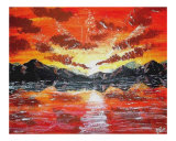Abstract Arts - Sunset 2