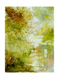 Watercolor - landscape - 211005
