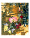 Flower Spirit - Elevation - Pressed flower Art