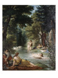 Turkish Women Bathing