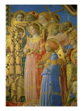The  Detail Coronation of the Virgin