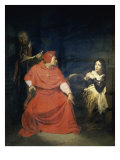 Jeanne D'Arc et le Cardinal de Winchester