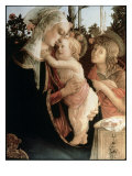 Madonna of the Rosegarden 2 (with St John Baptist)
