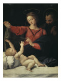 The Virgin of Lorette