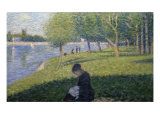 Study for Sunday on la Grande Jatte