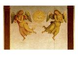 Polittico Di St Augustine  Angel Detail