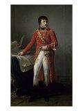 Portrait of Bonaparte