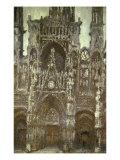 Cathedrale de Rouen-Harmonie Brune