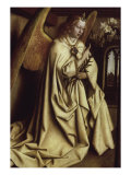 Archangel Gabriel  Ghent Altarpiece