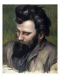 Portrait of Claude Terrasse