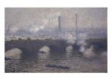 Waterloo Bridge: Gray Day