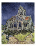 Church at Auvers  c1916