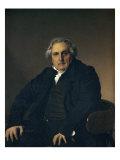 Portrait de Louis-Francois Bertin