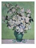 Bouquet de roses - Van Gogh Giclée par Vincent Van Gogh