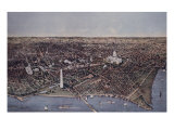 City of Washington (Looking North  1892)