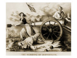 Molly Pitcher  Heroine of Monmouth